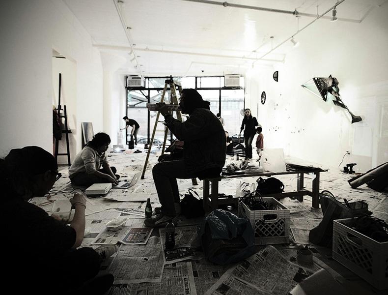 NY ART 展示会