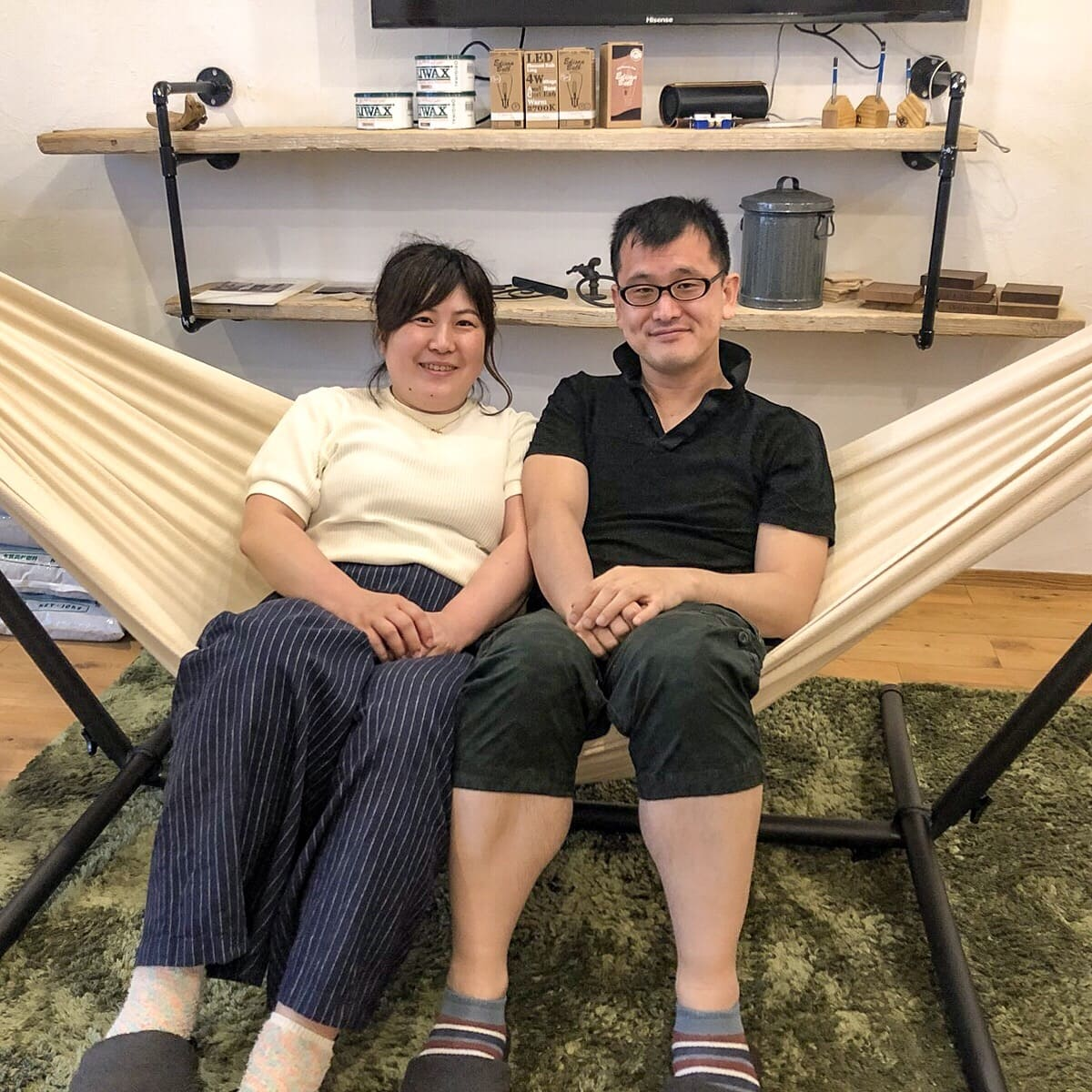 小田原市ハンモック専門店すさびご試乗00018