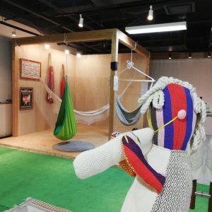 すさび横浜ショールームとココペリ人形